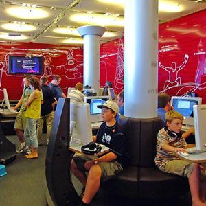 Интернет-кафе Кыштыма