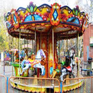 Парки культуры и отдыха Кыштыма