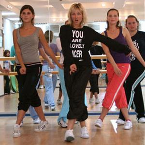 Школы танцев Кыштыма
