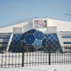 Спортивные комплексы Кыштыма